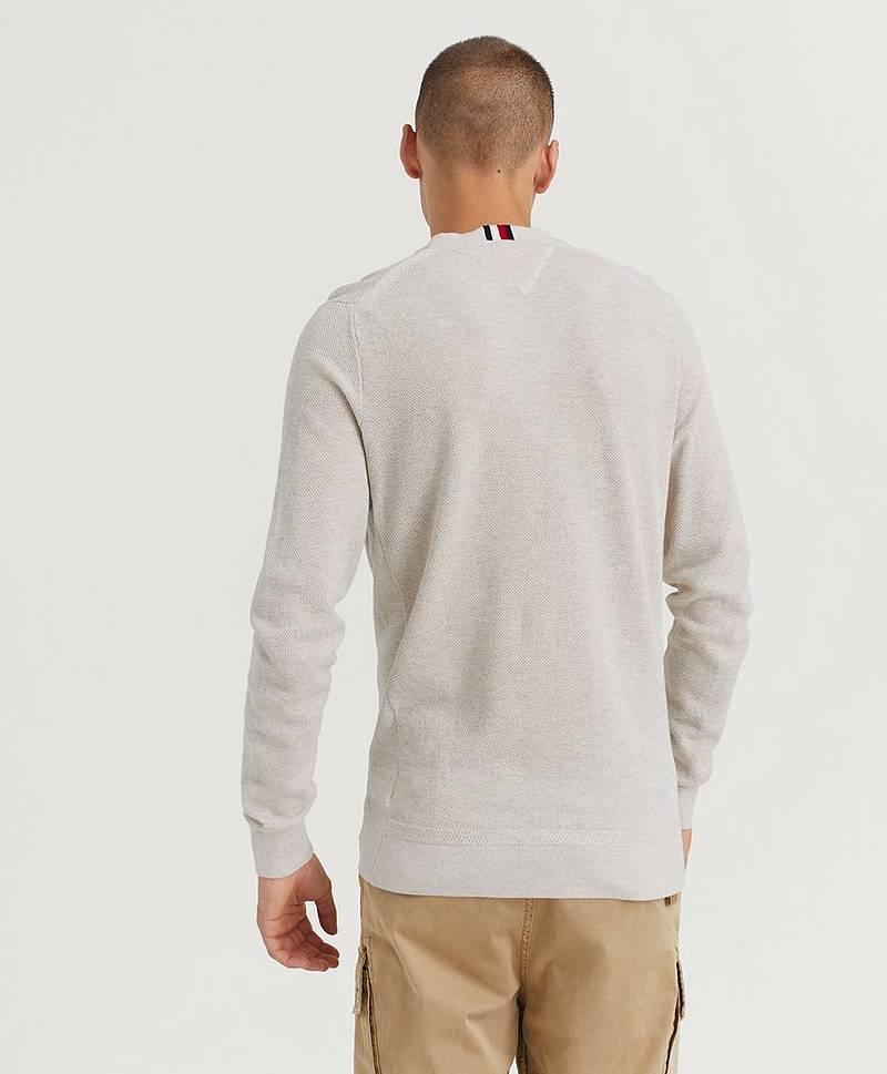 Strikket genser Mouline Ricecorn Sweater