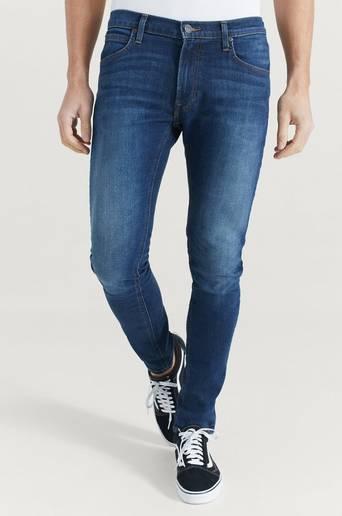 Lee Jeans Luke Slim Svart
