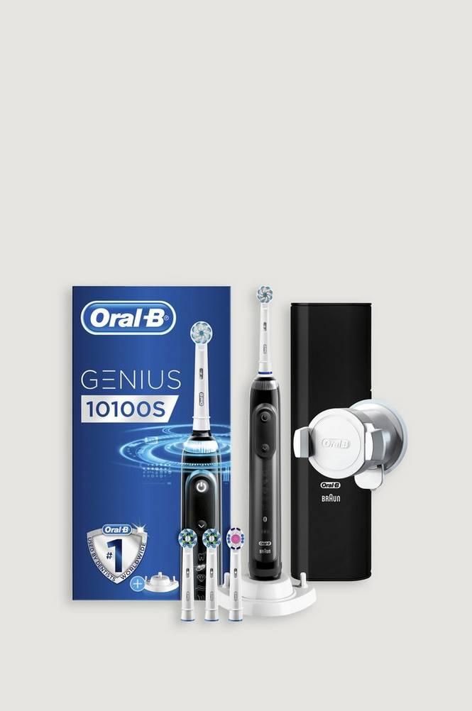 Sähköhammasharja Genius10100S BLK