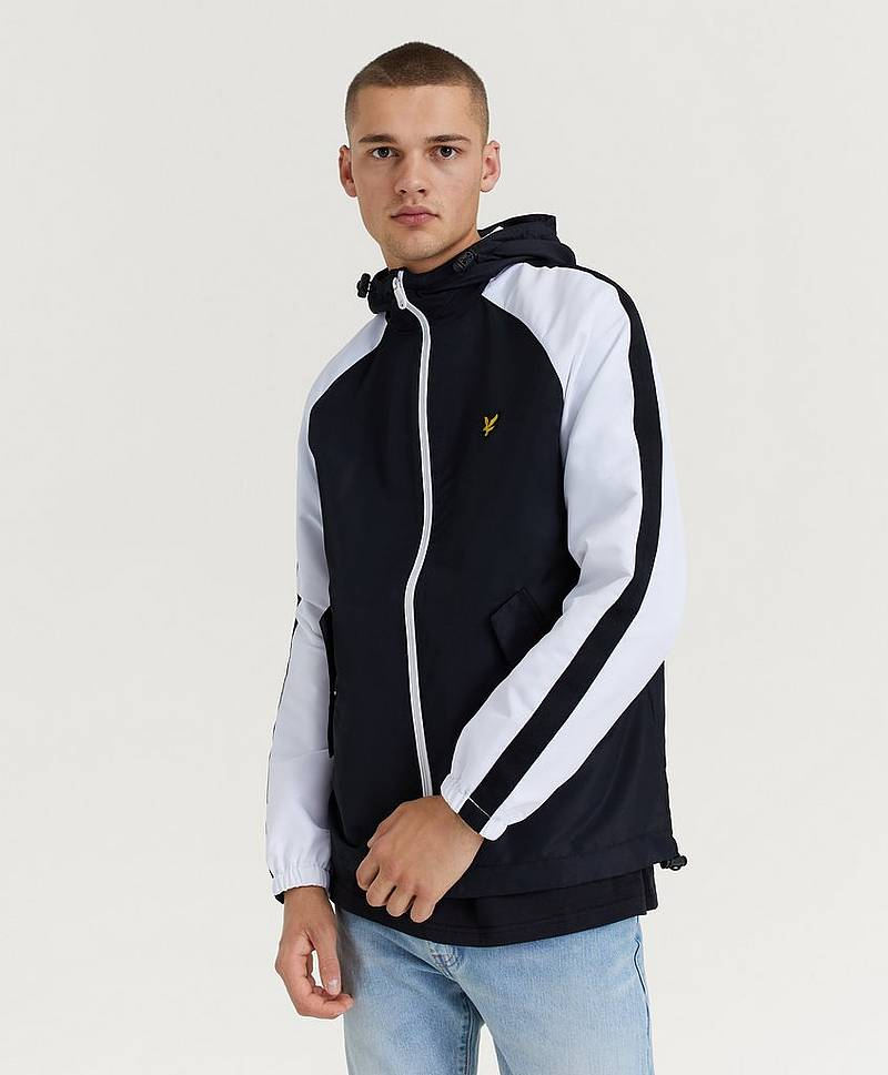 Jacka Colour Block Jacket
