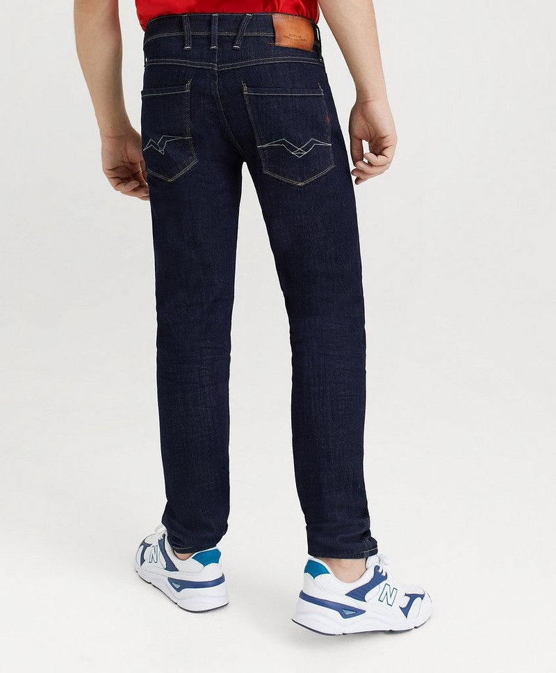 Jeans Anbass 0 Aged Power Stretch