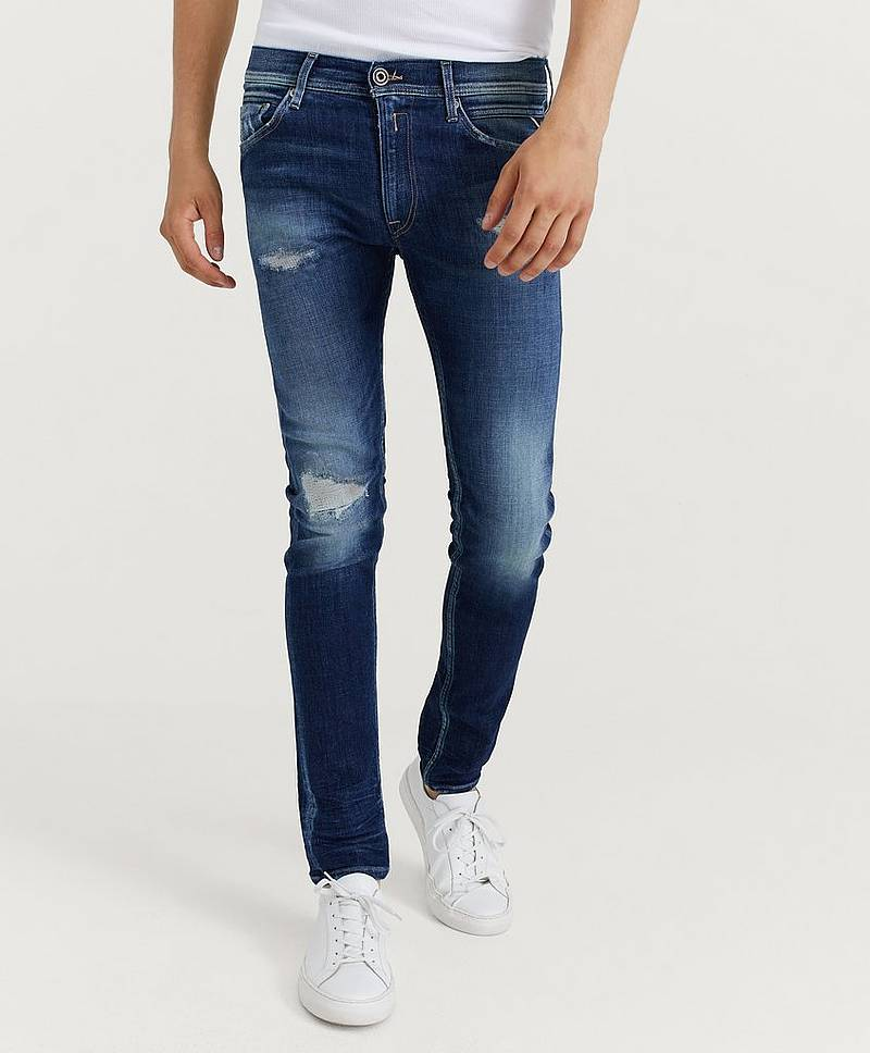 Jeans Jondrill 10 Aged Power Stretch