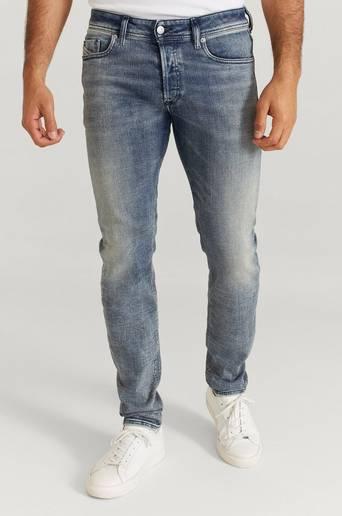 Diesel Jeans Sleenker Blå