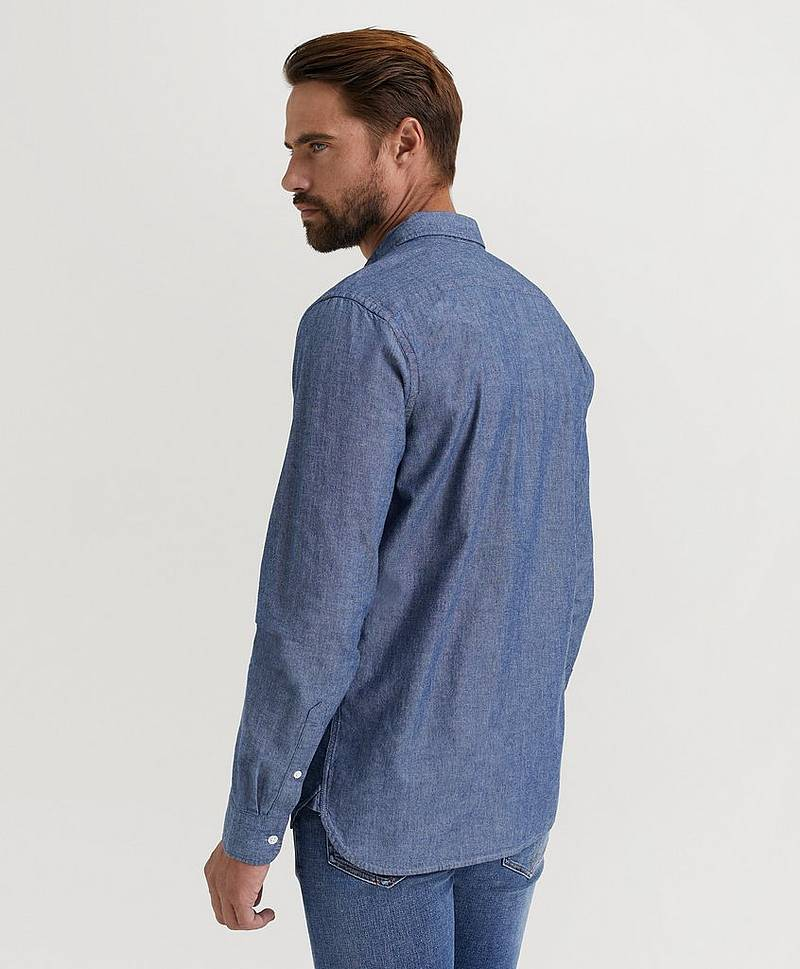 Skjorta Sunset 1 Pocket Shirt