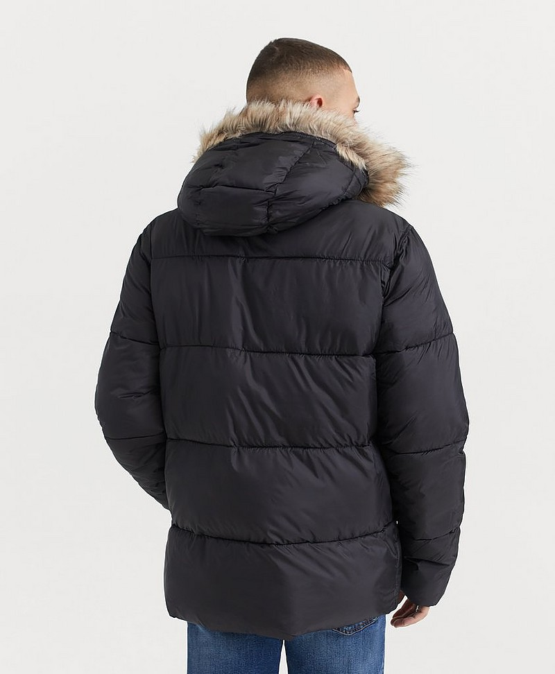 Jacka Wadded Hooded Bomber