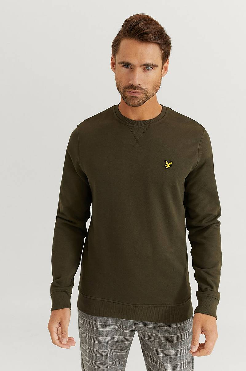SWEATSHIRT Crew Neck Sweatshirt
