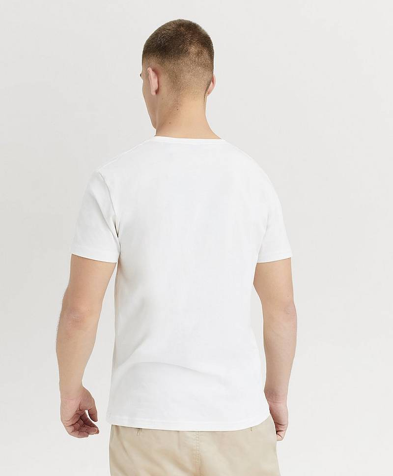 Gant Chest Stripe T Shirt