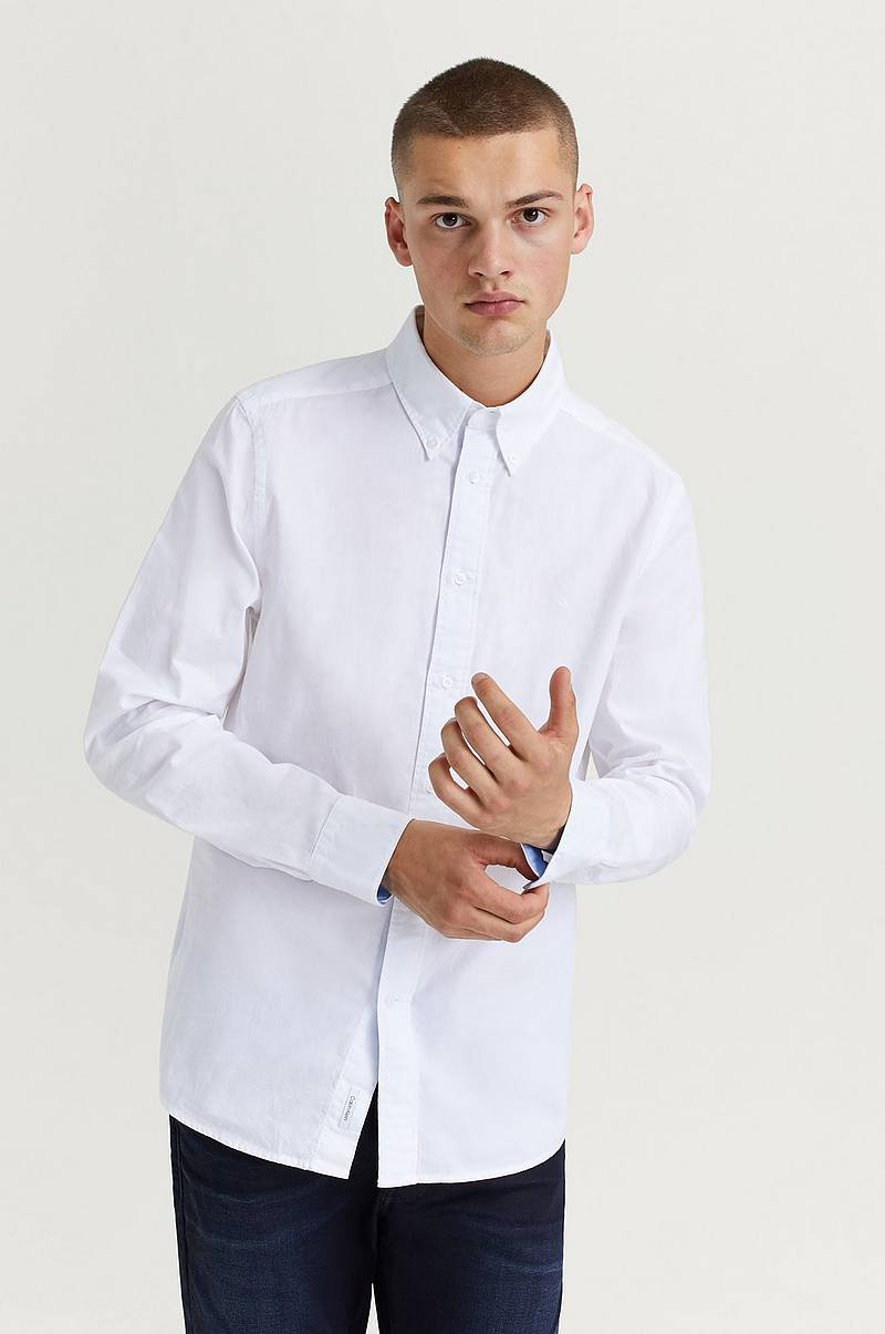 Skjorte BD Washed Oxford Shirt