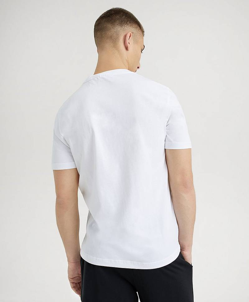 T-Paita Cotton Front Logo T-shirt