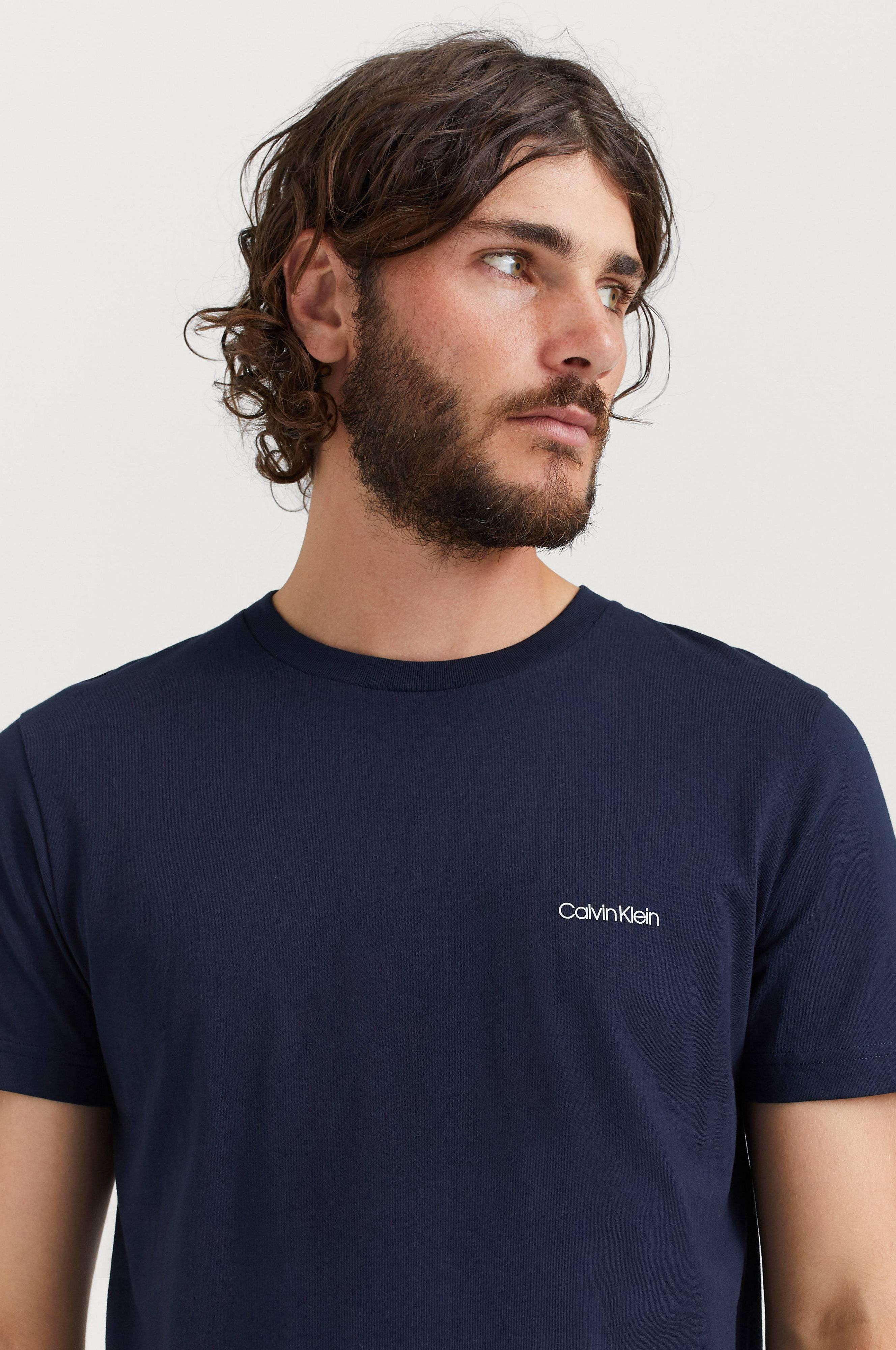 Calvin Klein T-shirt Europe Blå