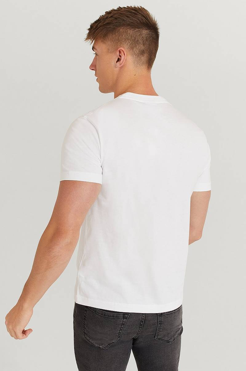 T-Shirt T-shirt Cotton Chest Logo