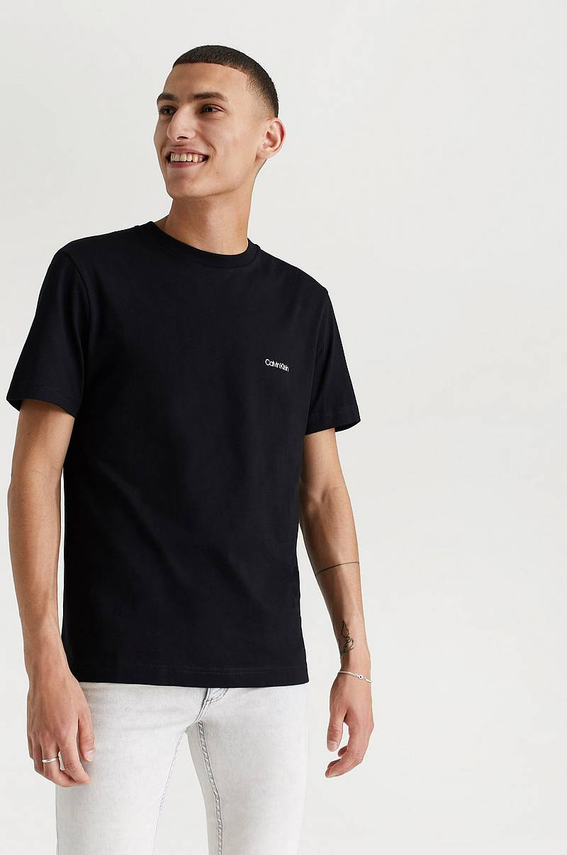T-Shirt Cotton Chest Logo T-shirt