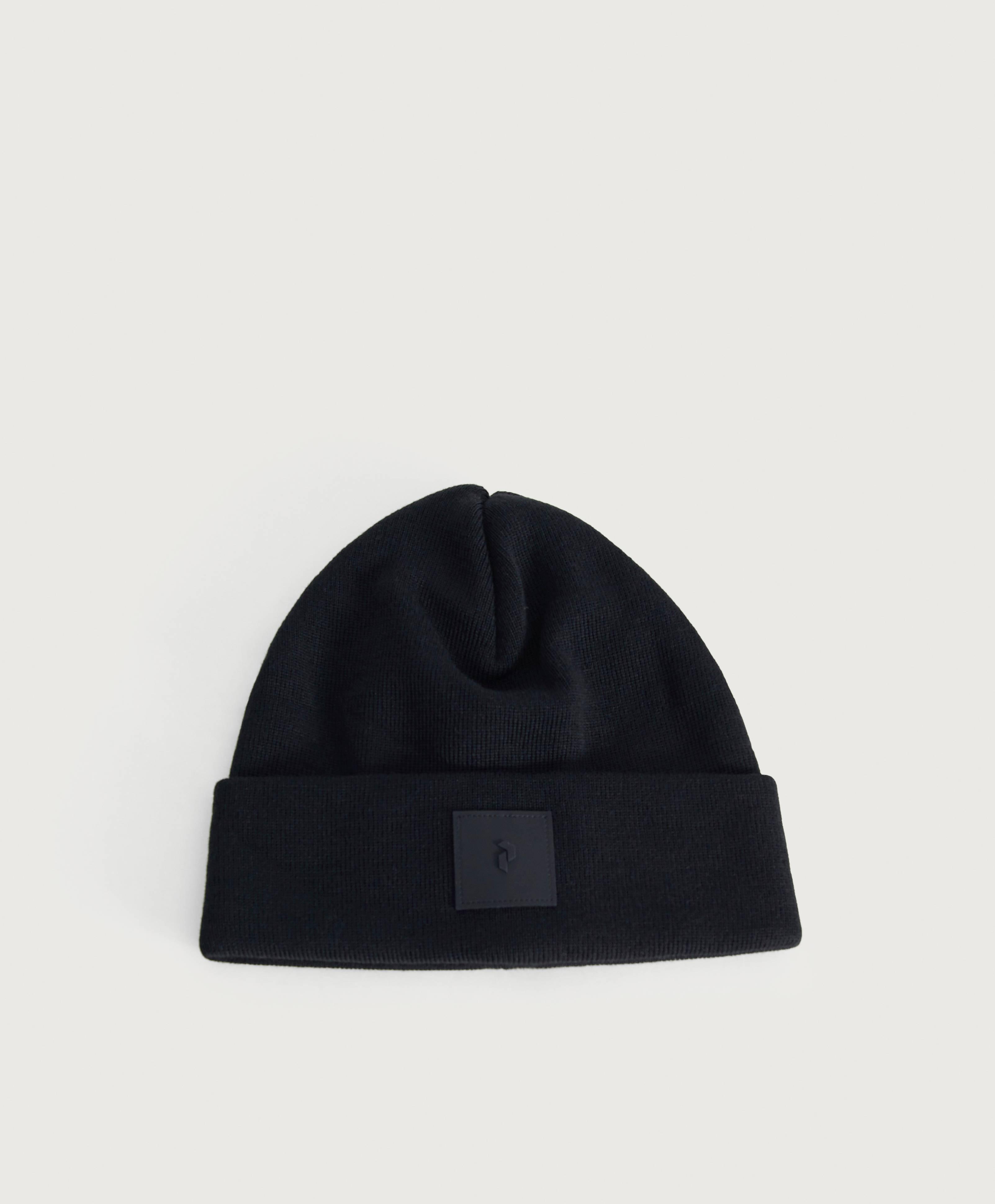Peak Performance Lue Perfect Hat Svart Accessories