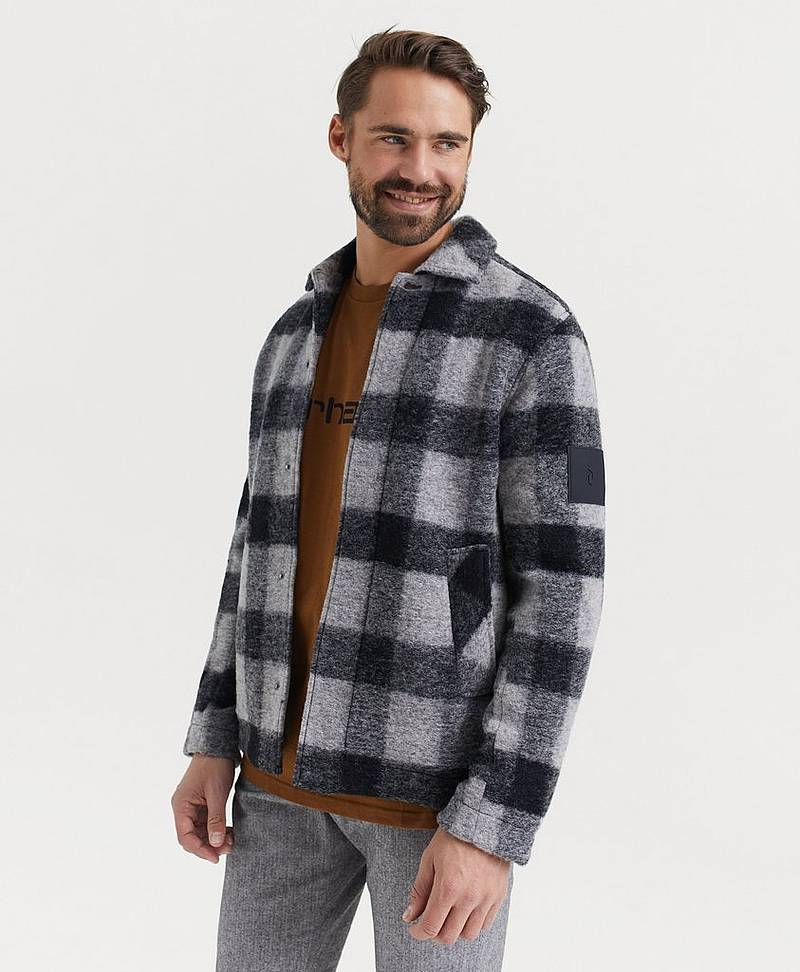 Jacka Wool Shirt Jacket