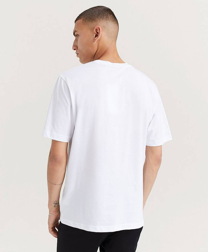 T-Shirt Chest Stripe Instit Slim SS