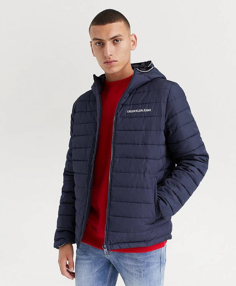 Jacka Padded Hooded Jacket