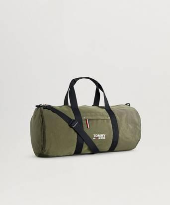 Tommy Hilfiger Weekendbag TJM Cool City Duffle Grön