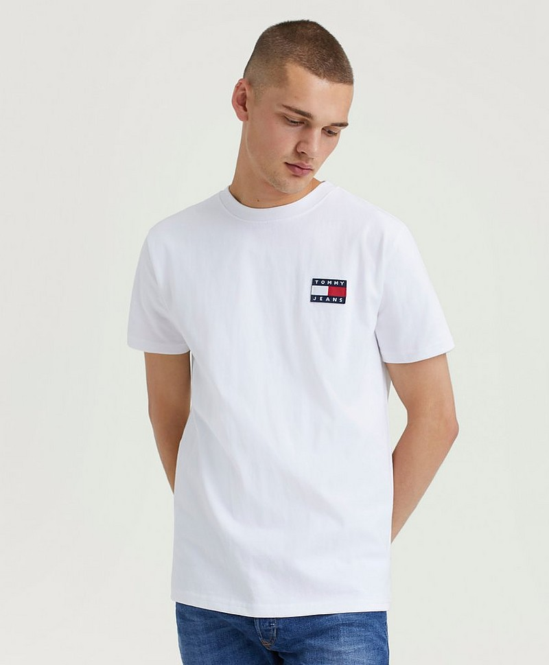 T-Shirt TJM Tommy Jeans Badge Tee