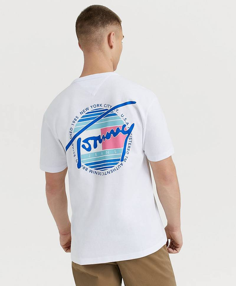 T-Shirt TJM Back Graphic Tee