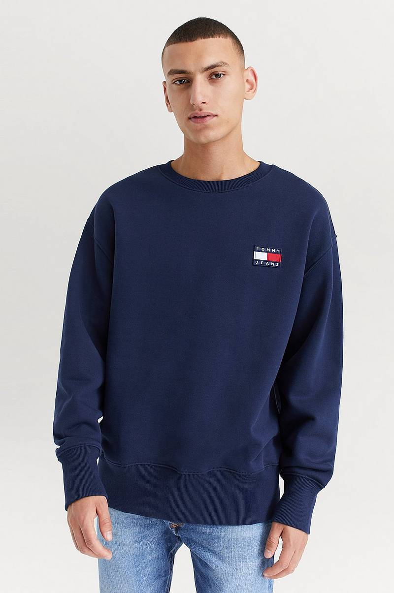 Sweatshirt TJM Tommy Badge Crew