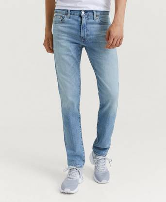 Levi's Jeans 511 Slim Fit Fennel Subtle Blå