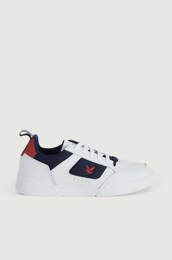 Lyle & Scott Sneakers Gilzean Blå