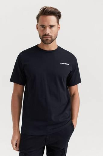 Converse T-Shirt Converse All Star SS Tee Svart