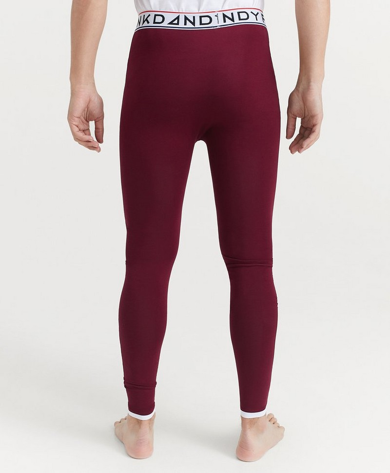 LONGS St Paul Bamboo Long Johns