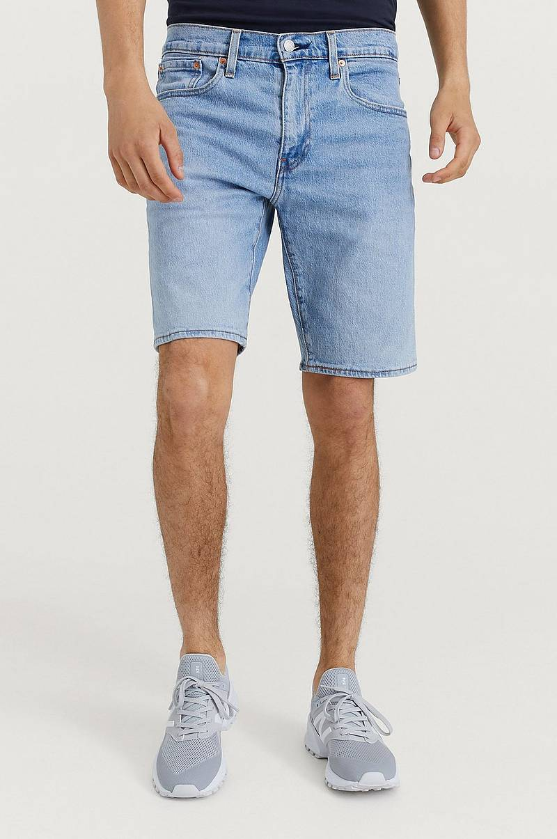 Denimshorts 502 Taper Hemmed Short Shootin