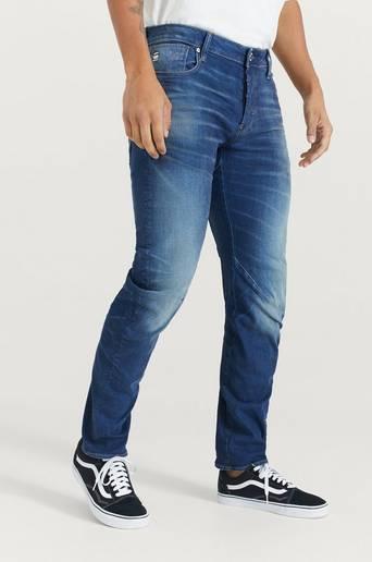 G-Star Jeans Arc 3D Slim Blå
