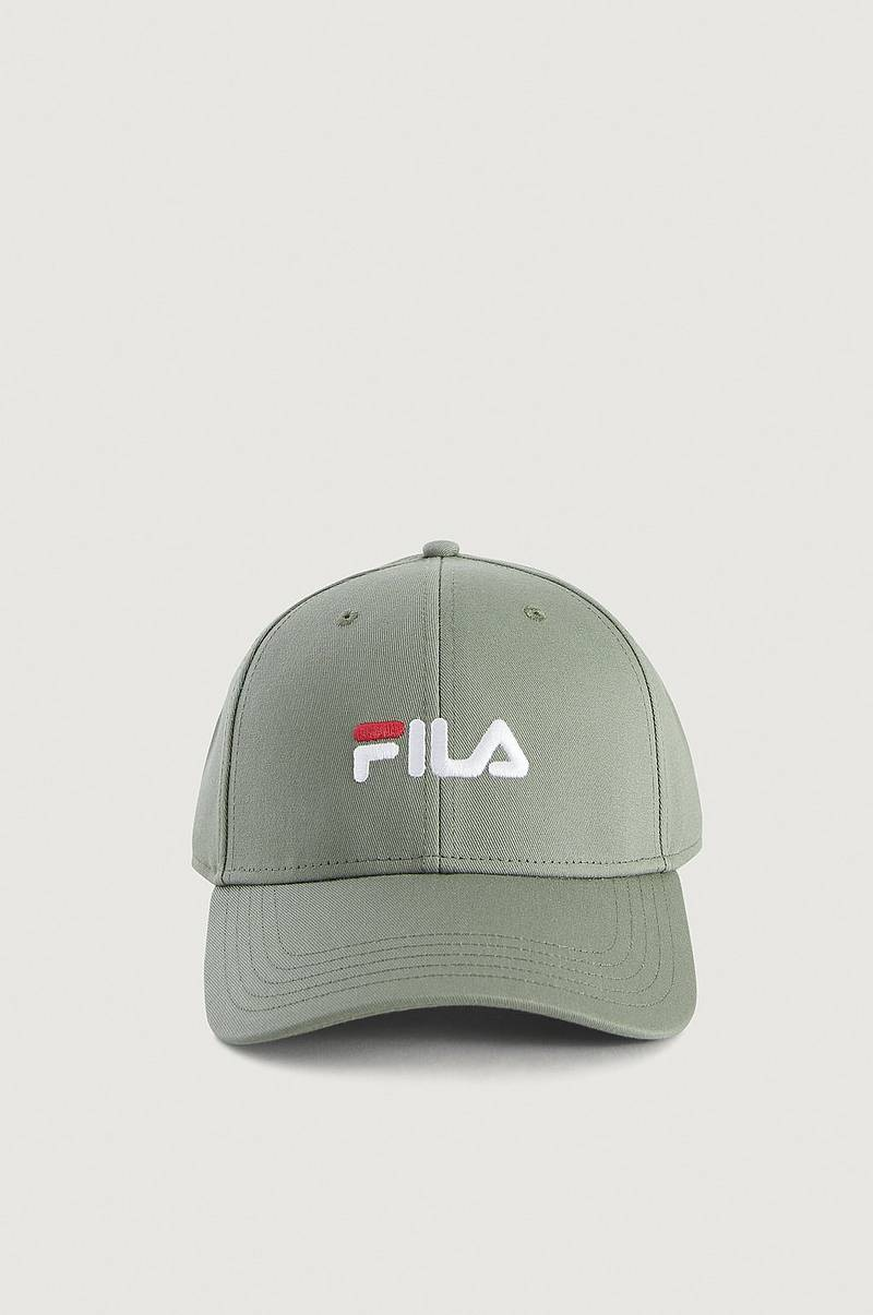 Caps Unisex 6 Panel Strap Back Linear logo
