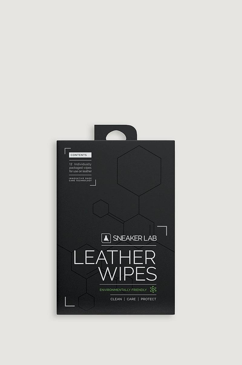 Skopleje Leather Wipes - 12 Pieces