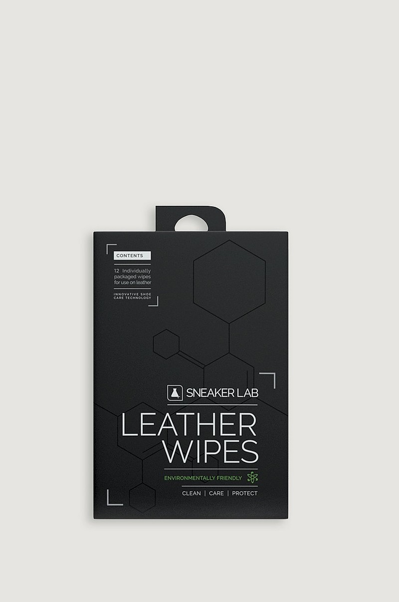 Skopleie Leather Wipes - 12 stk.