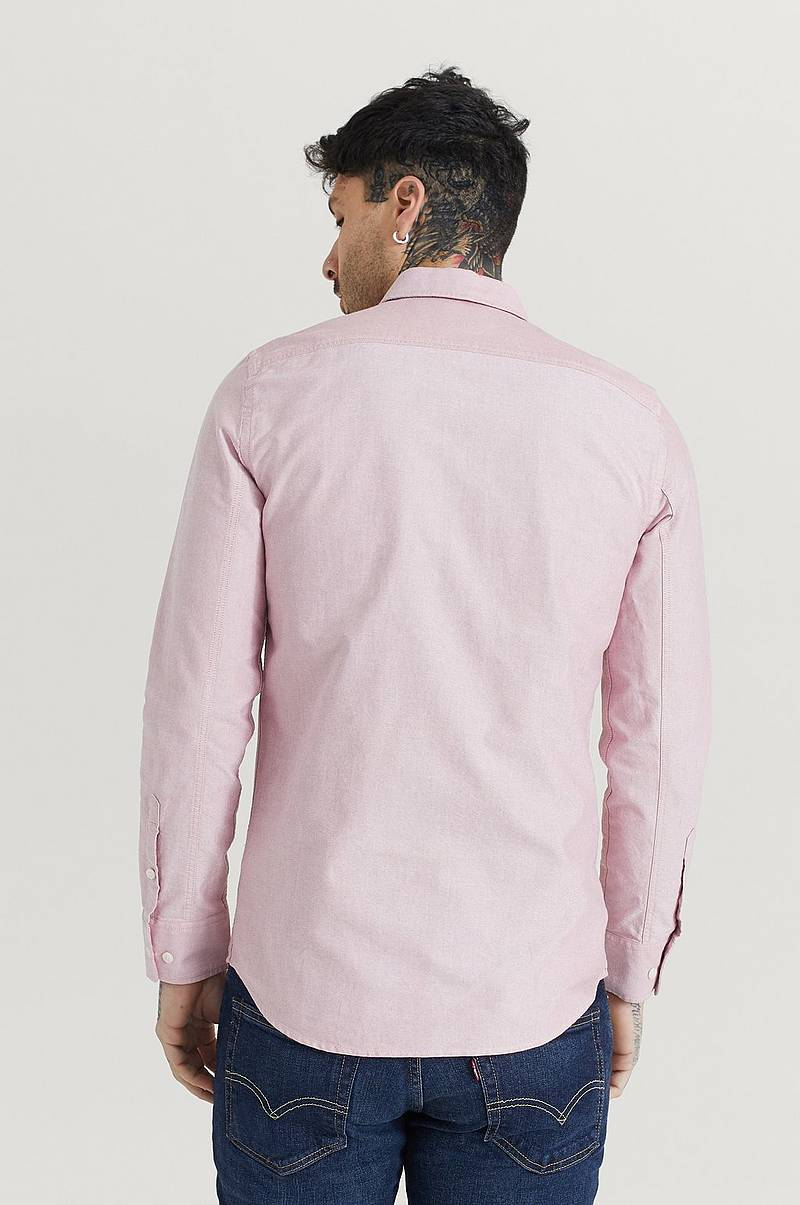 Skjorte M. Tim Oxford Shirt