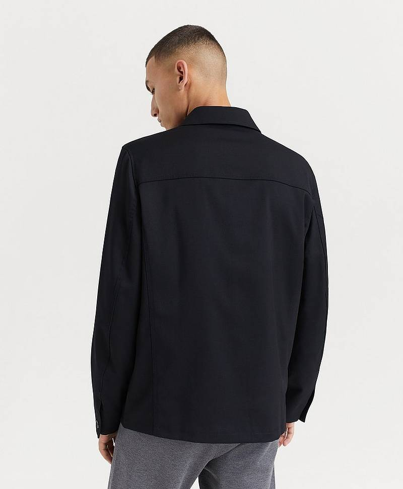 Overshirt M. Louis Gabardine Jacket