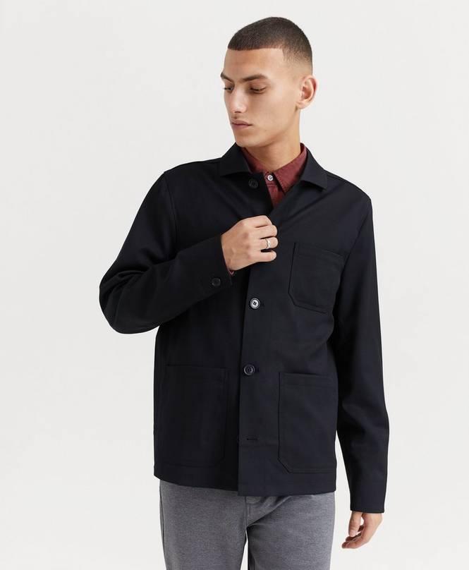 M. Louis Gabardine Jacket
