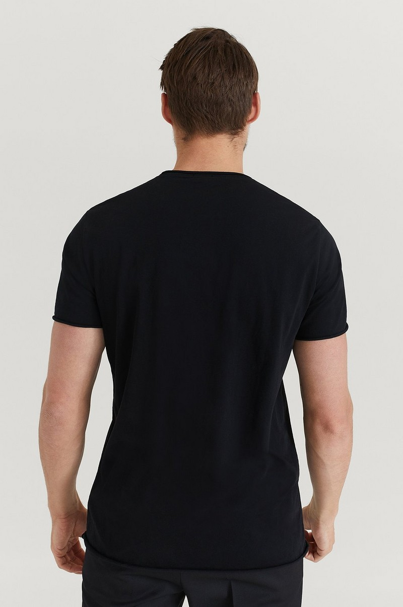 T-shirt M. Roll Neck Tee