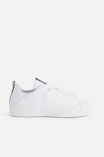 Bilde av Arkk Copenhagen Uniklass Leather S-c18 White Midnight-m Hvit