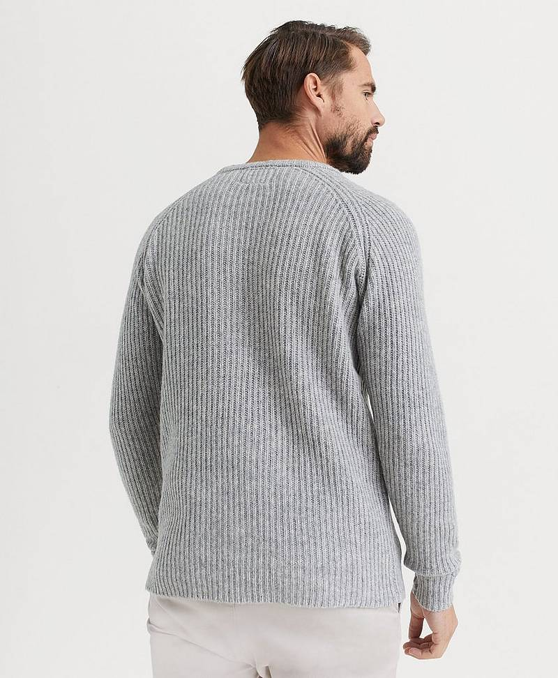 GENSER Piece Wool Knit