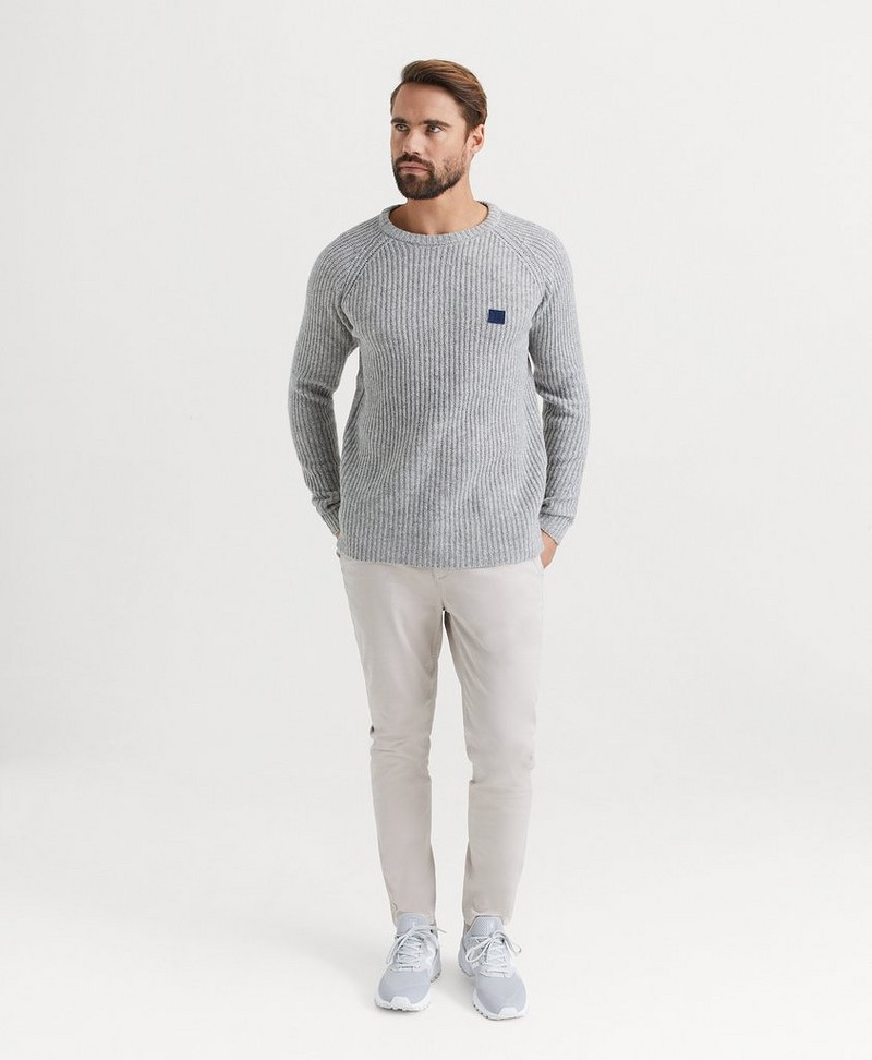 TRÖJA Piece Wool Knit