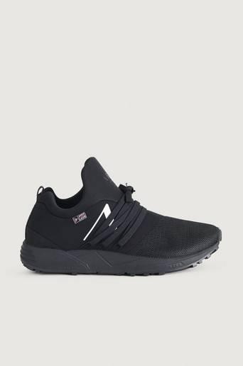 Bilde av Arkk Copenhagen Sneakers Raven Mesh Hl S-e15 Vibram Black White-m Svart