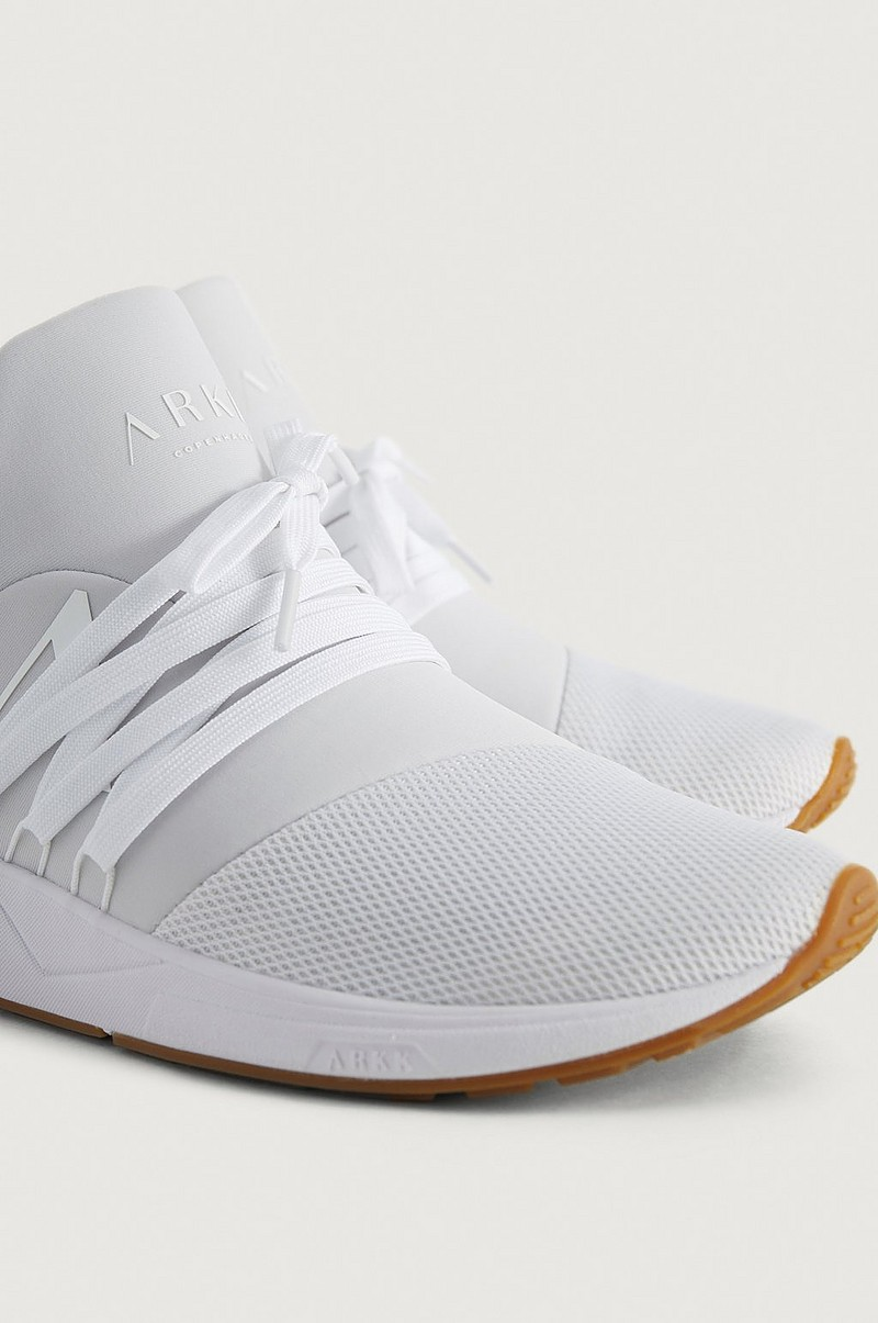 Sneakers Ravel Mesh S-E15 White Gum-M