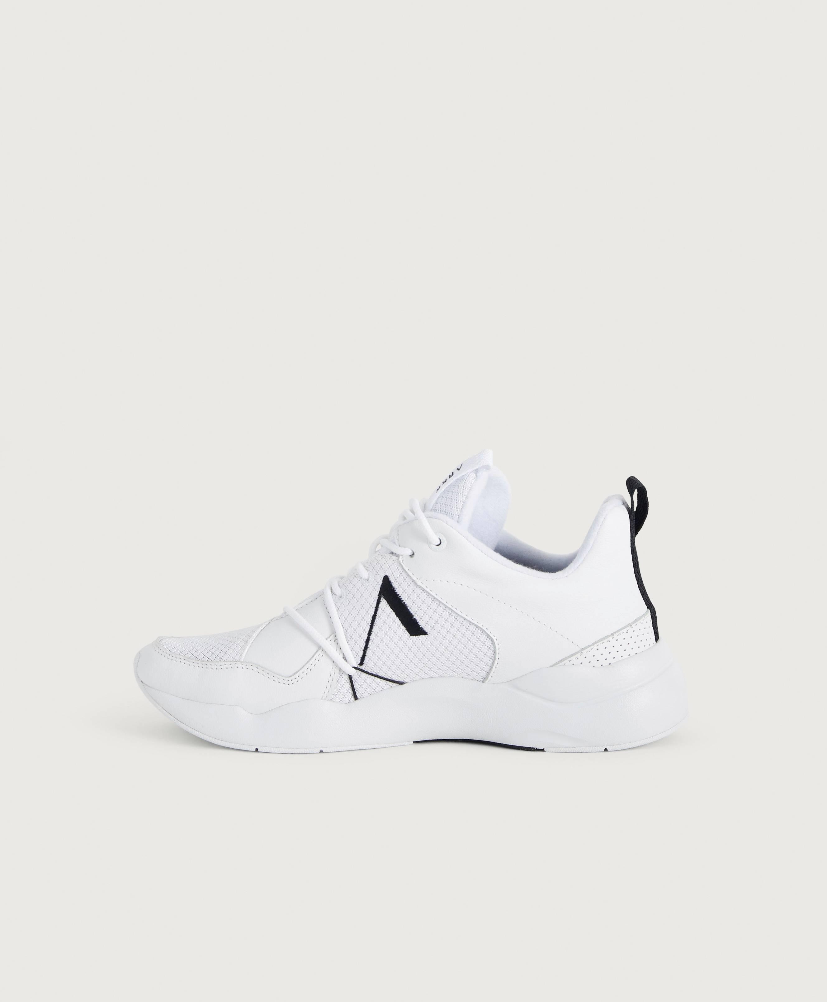 ARKK Copenhagen Sneakers Asymtrix Mesh F PRO90 White Black M
