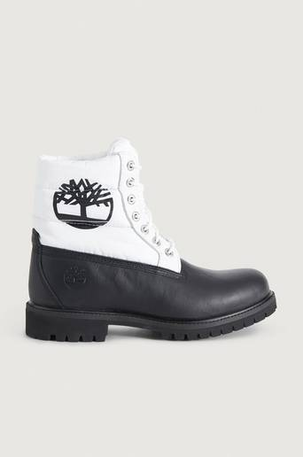 Timberland Boots 6 Inch Premium Puffer Boot Nwp Svart  Male Svart