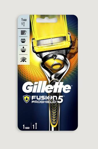 Gillette Proshield Manual Tmr  Male