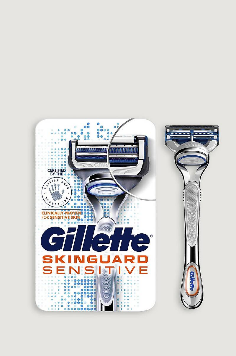 Skinguard Sensitive Razor 2up