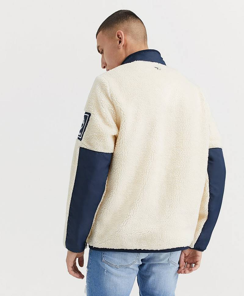 Fleecejakke Archive Sherpa Fleece Jacket