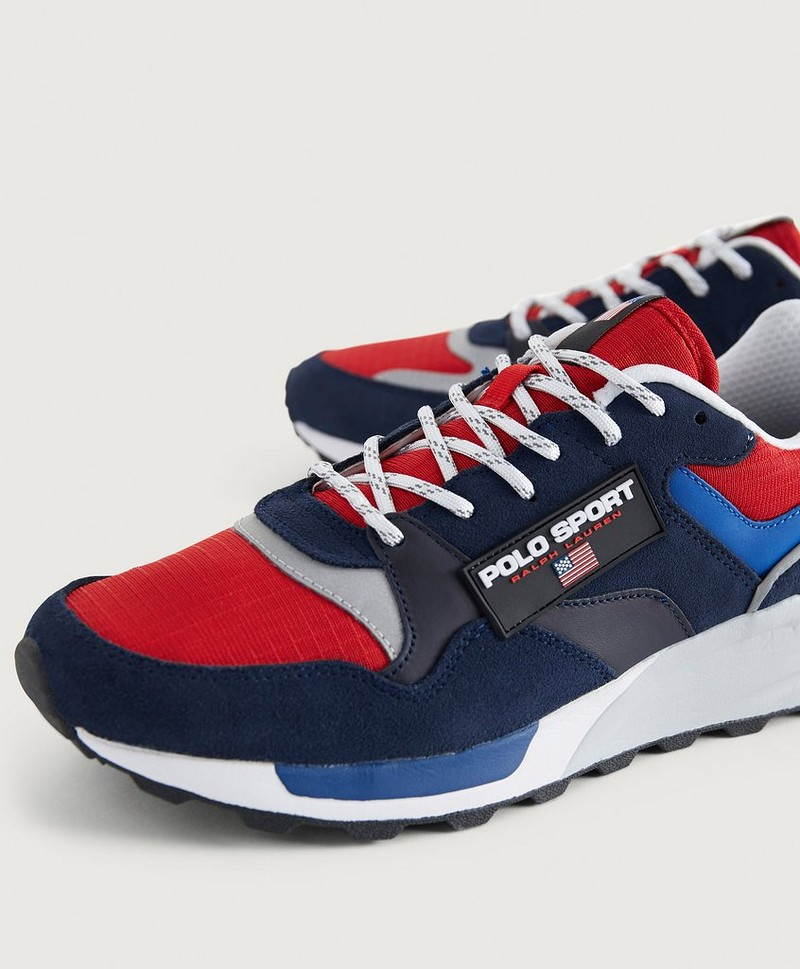 Sneakers Trackster 100