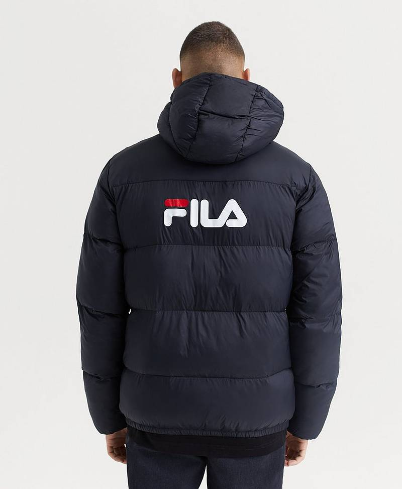 Men Floyd Puff Hood Jacket