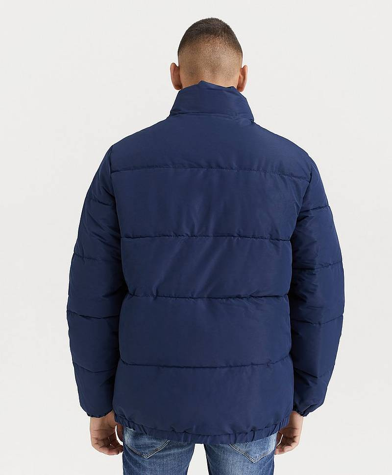 Men Pelle puff jacket